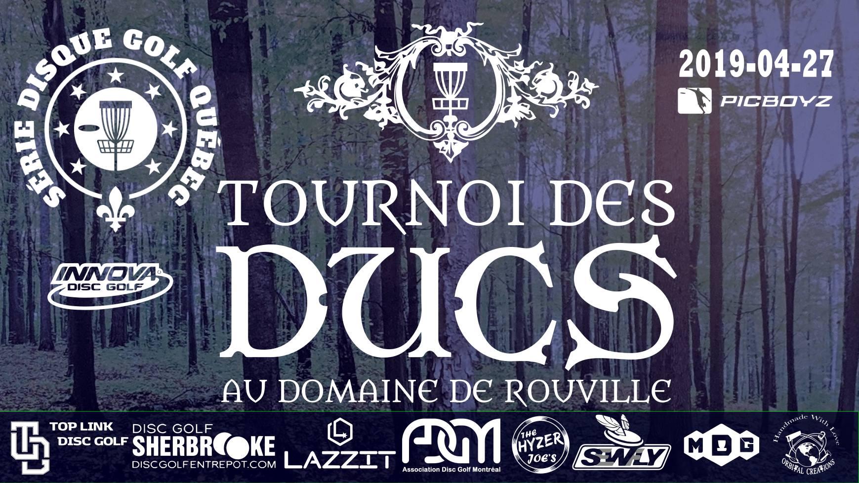 ducs de rouville 3 III Tournois SDGQ 2019